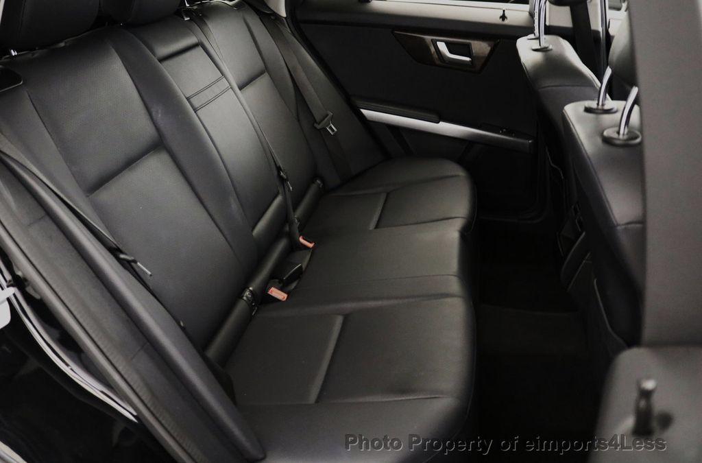 2013 Mercedes-Benz GLK CERTIFIED GLK350 4Matic AWD MultiMedia CAMERA PANO NAV - 17808897 - 37