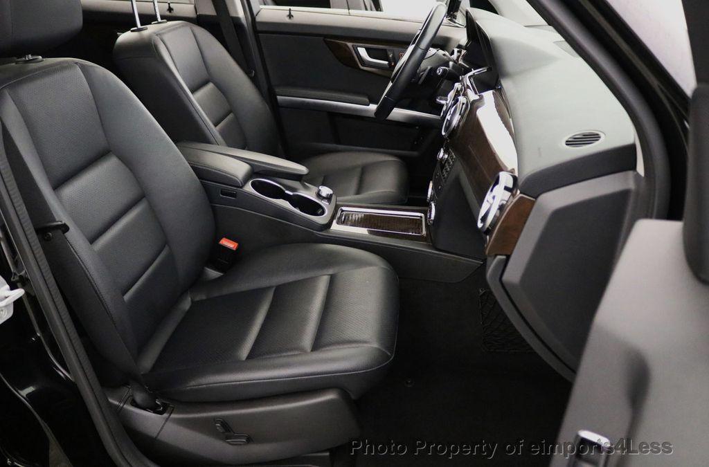 2013 Mercedes-Benz GLK CERTIFIED GLK350 4Matic AWD MultiMedia CAMERA PANO NAV - 17808897 - 39