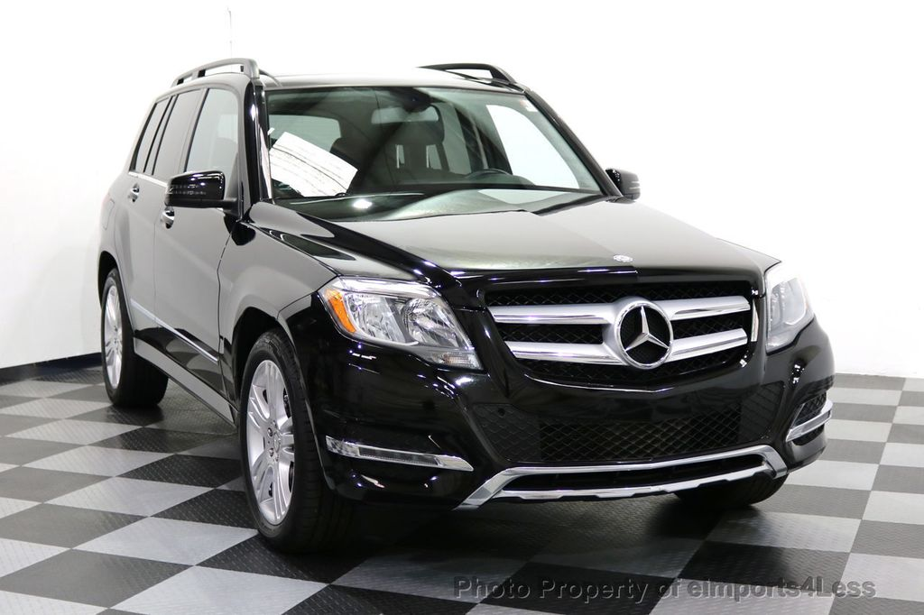2013 Mercedes-Benz GLK CERTIFIED GLK350 4Matic AWD MultiMedia CAMERA PANO NAV - 17808897 - 44