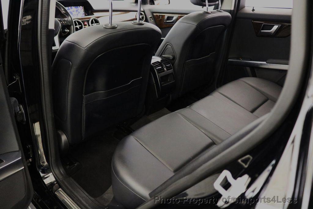 2013 Mercedes-Benz GLK CERTIFIED GLK350 4Matic AWD MultiMedia CAMERA PANO NAV - 17808897 - 49