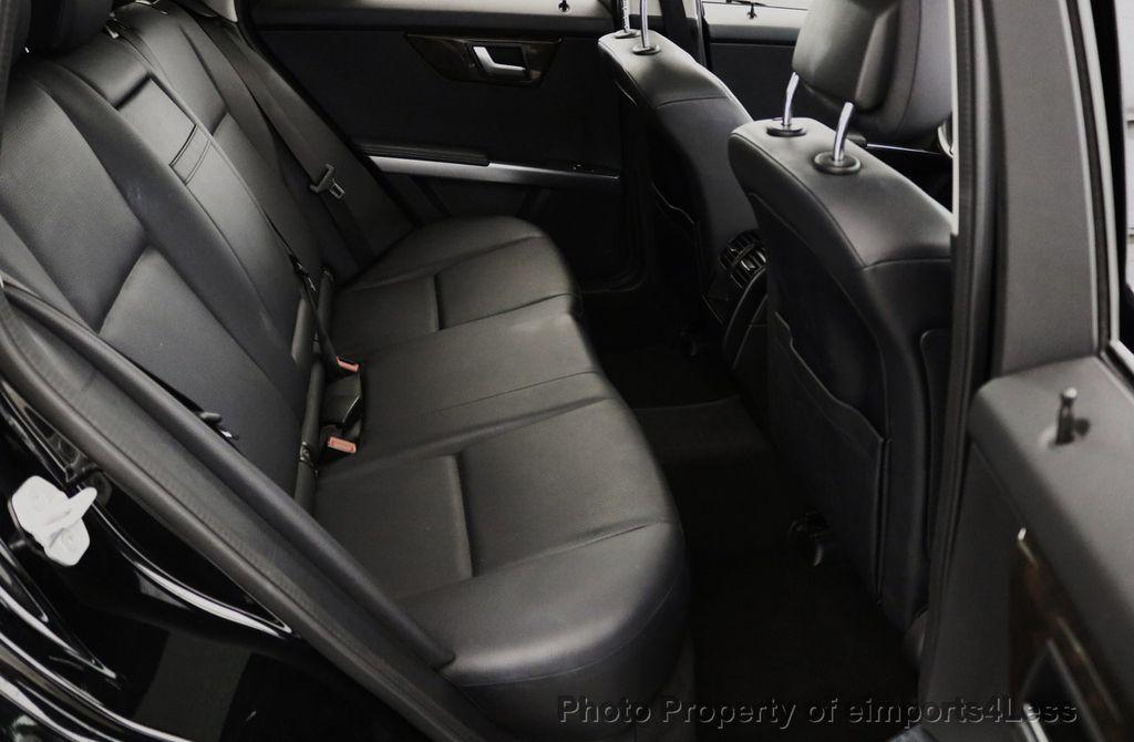 2013 Mercedes-Benz GLK CERTIFIED GLK350 4Matic AWD MultiMedia CAMERA PANO NAV - 17808897 - 50