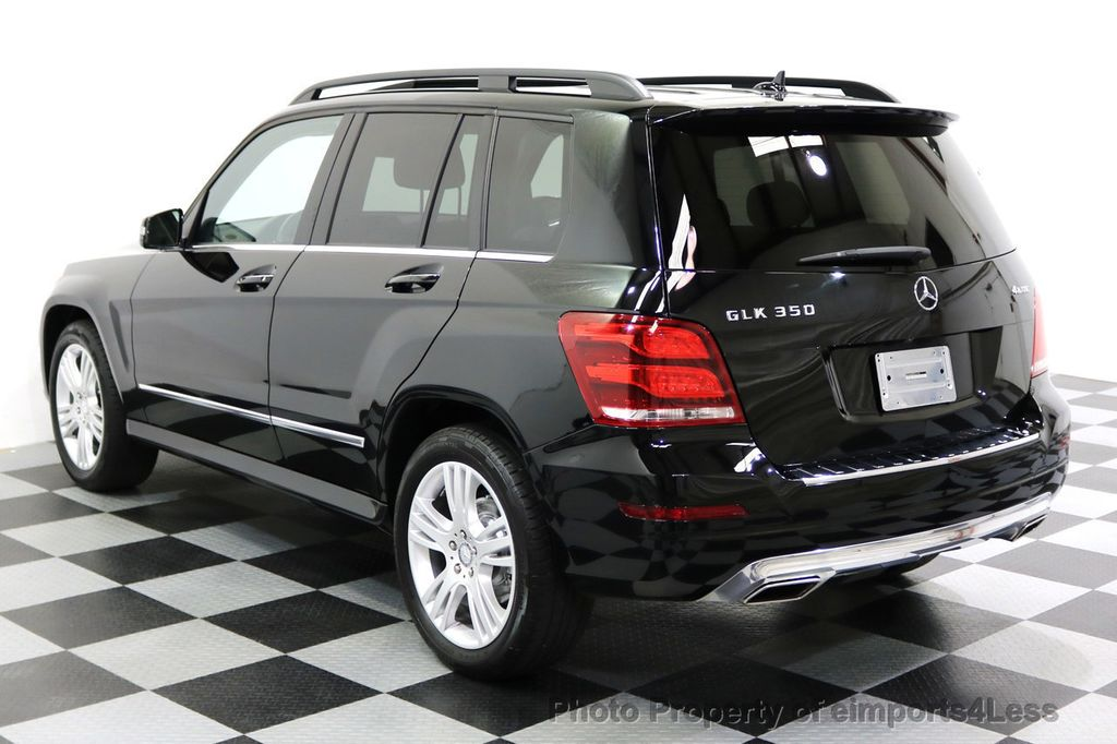 2013 Mercedes-Benz GLK CERTIFIED GLK350 4Matic AWD MultiMedia CAMERA PANO NAV - 17808897 - 53
