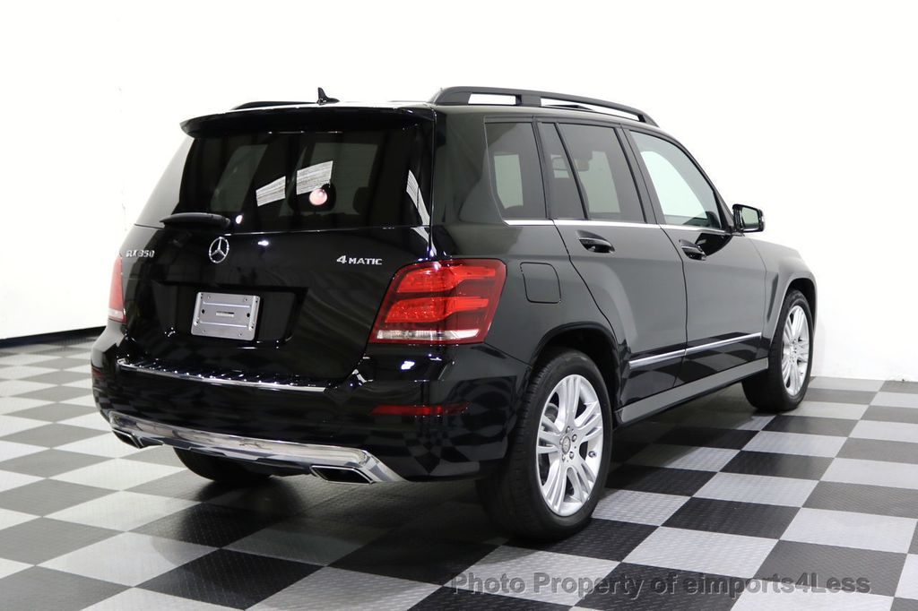 2013 Mercedes-Benz GLK CERTIFIED GLK350 4Matic AWD MultiMedia CAMERA PANO NAV - 17808897 - 54