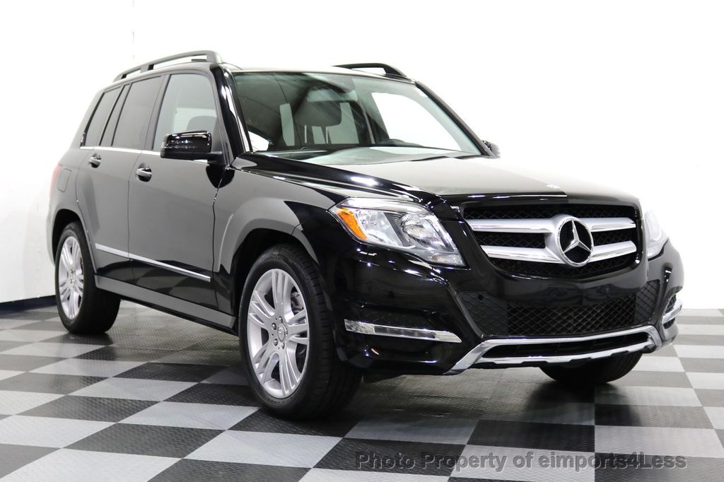 2013 Mercedes-Benz GLK CERTIFIED GLK350 4Matic AWD MultiMedia CAMERA PANO NAV - 17808897 - 55