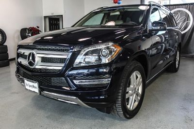 2013 Mercedes-Benz GL-Class 4MATIC 4dr GL450 - Click to see full-size photo viewer
