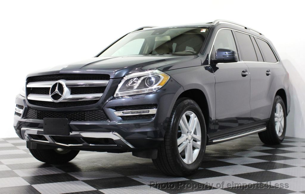 2013 used mercedes benz gl class certified gl450 4matic for Used mercedes benz gl450 4matic