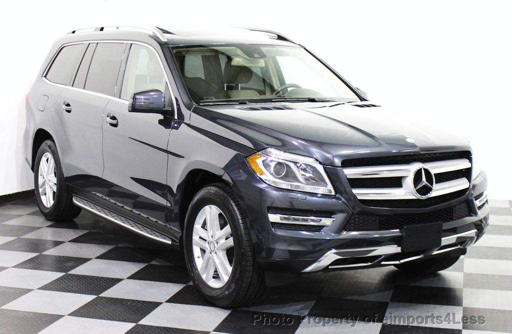 2013 used mercedes benz gl class certified gl450 4matic for Used mercedes benz gl450