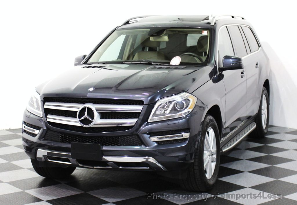 2017 Mercedes Benz Gl Cl Certified Gl450 4matic Awd Suv 3rd Row Cam