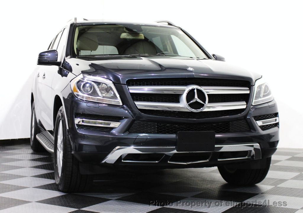 2013 used mercedes benz gl class certified gl450 4matic for Gl class mercedes benz