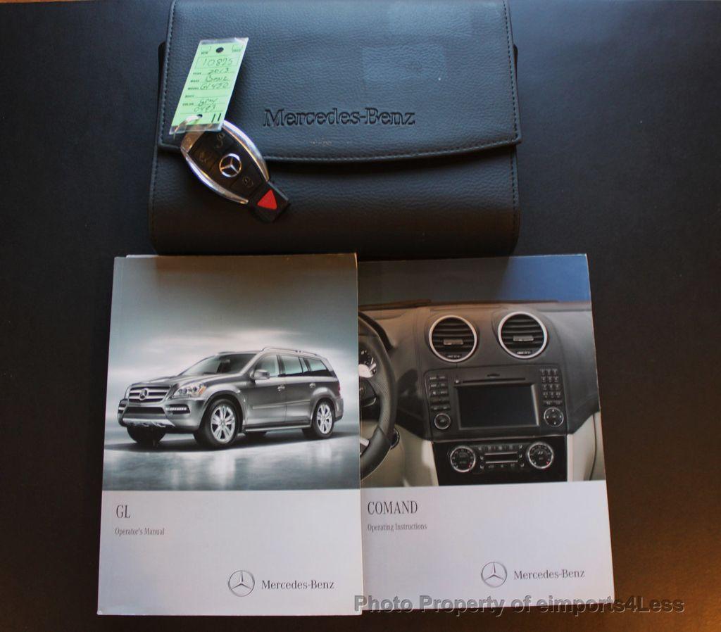 2012 Mercedes Benz Gl Class Camshaft: 2013 Used Mercedes-Benz GL-Class CERTIFIED GL450 4Matic