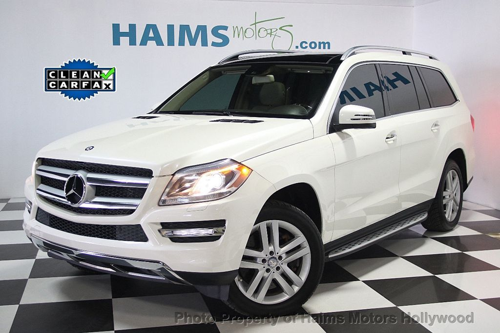 2013 Used Mercedes Benz Gl Class Gl450 4matic At Haims
