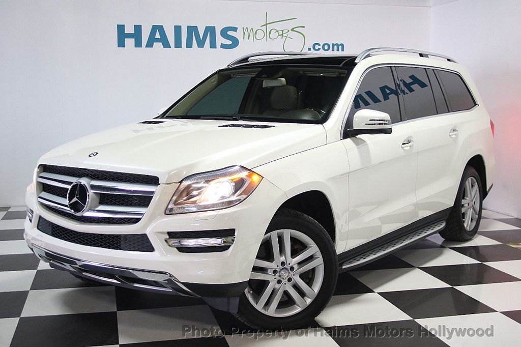 2013 used mercedes benz gl class gl450 4matic at haims for Mercedes benz hollywood fl