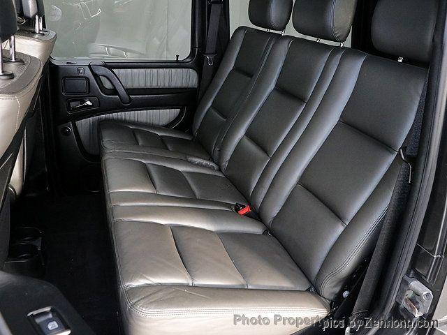 2013 Mercedes-Benz G-Class 4MATIC 4dr G63 AMG - 18199554 - 11