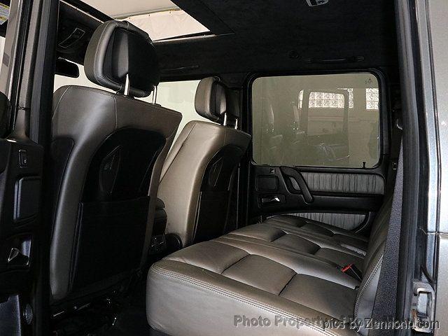 2013 Mercedes-Benz G-Class 4MATIC 4dr G63 AMG - 18199554 - 12