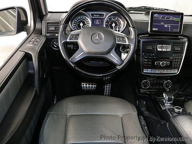 2013 Mercedes-Benz G-Class 4MATIC 4dr G63 AMG - 18199554 - 13
