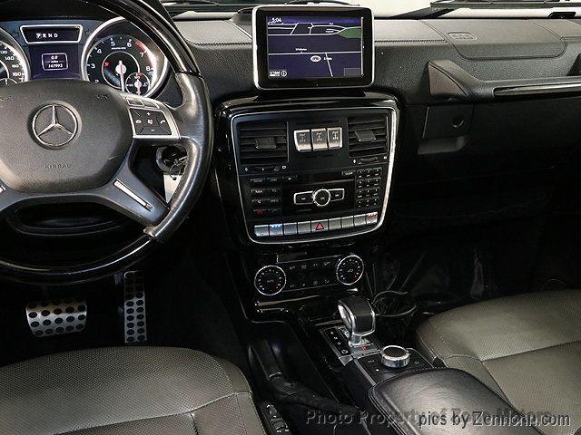 2013 Mercedes-Benz G-Class 4MATIC 4dr G63 AMG - 18199554 - 14