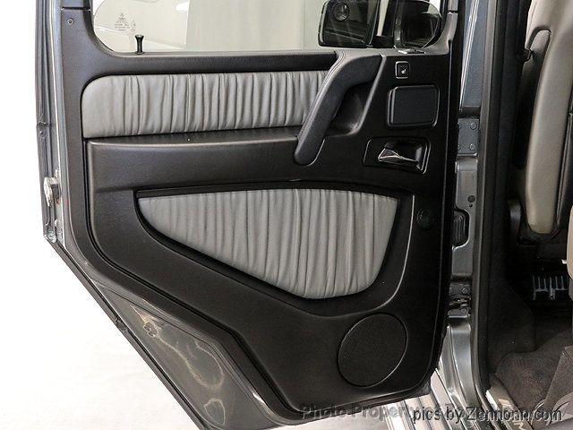 2013 Mercedes-Benz G-Class 4MATIC 4dr G63 AMG - 18199554 - 25