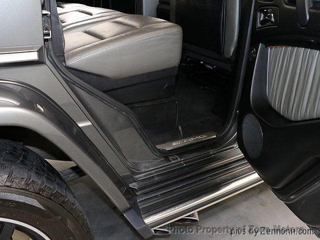 2013 Mercedes-Benz G-Class 4MATIC 4dr G63 AMG - 18199554 - 31