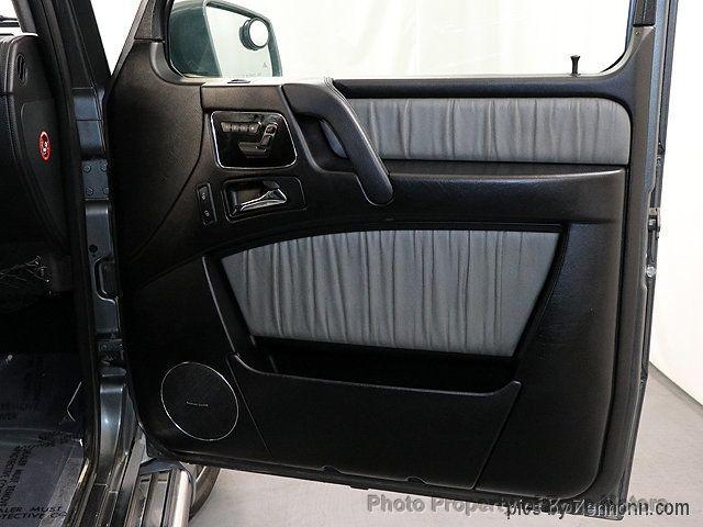2013 Mercedes-Benz G-Class 4MATIC 4dr G63 AMG - 18199554 - 32
