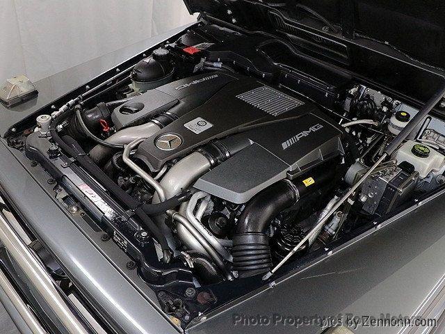 2013 Mercedes-Benz G-Class 4MATIC 4dr G63 AMG - 18199554 - 38