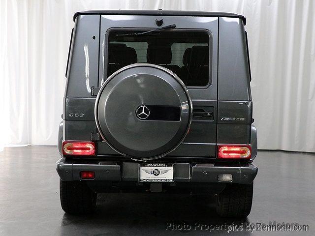 2013 Mercedes-Benz G-Class 4MATIC 4dr G63 AMG - 18199554 - 5