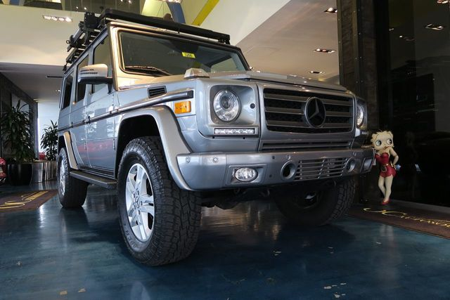 2013 Mercedes-Benz G-Class G550 - Click to see full-size photo viewer