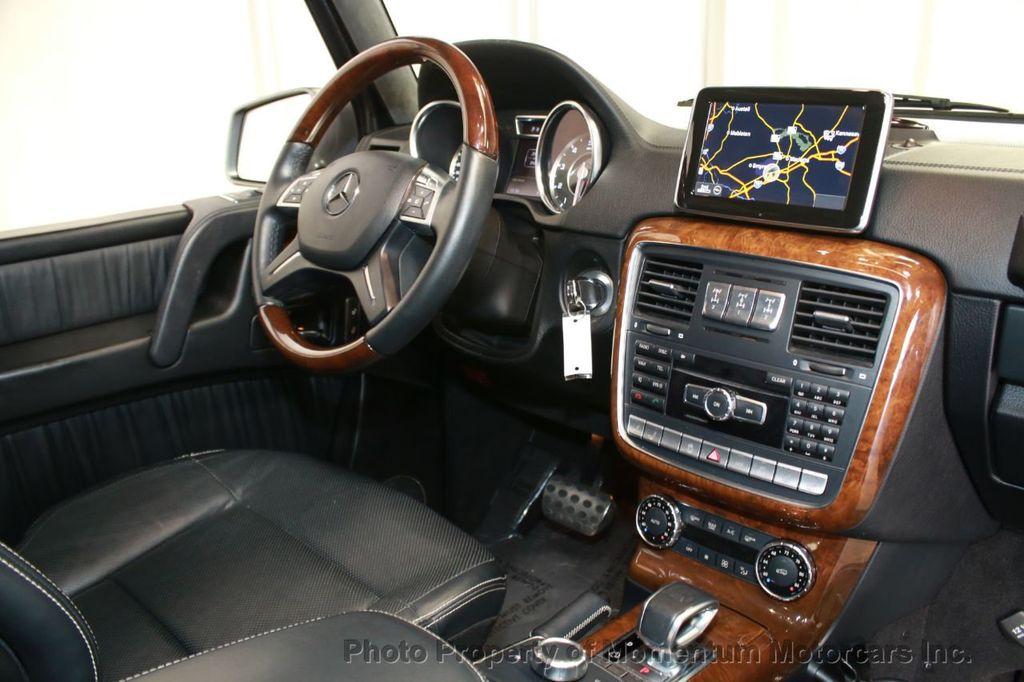2013 Used Mercedes-Benz G63 AMG 4MATIC at Momentum Motorcars Inc  Serving  Marietta, GA, IID 18989522