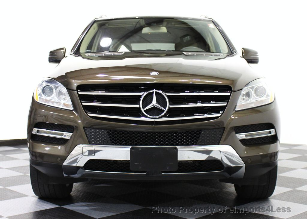 2013 Used Mercedes-Benz M-Class CERTIFIED ML350 4Matic AWD ...
