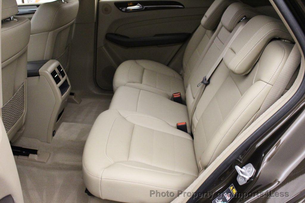 2013 Mercedes Benz M Class CERTIFIED ML350 4Matic AWD SUV BLIND SPOT /  NAVIGATION