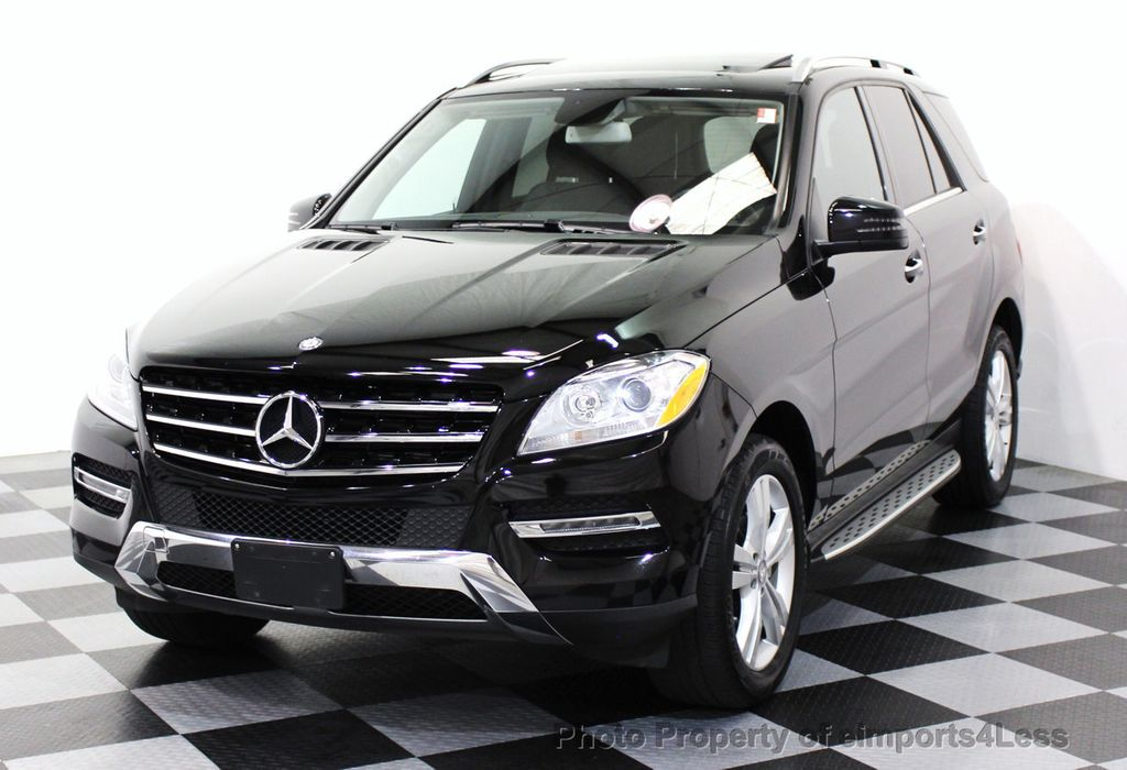 2013 used mercedes benz m class certified ml350 4matic awd suv camera navigation at. Black Bedroom Furniture Sets. Home Design Ideas