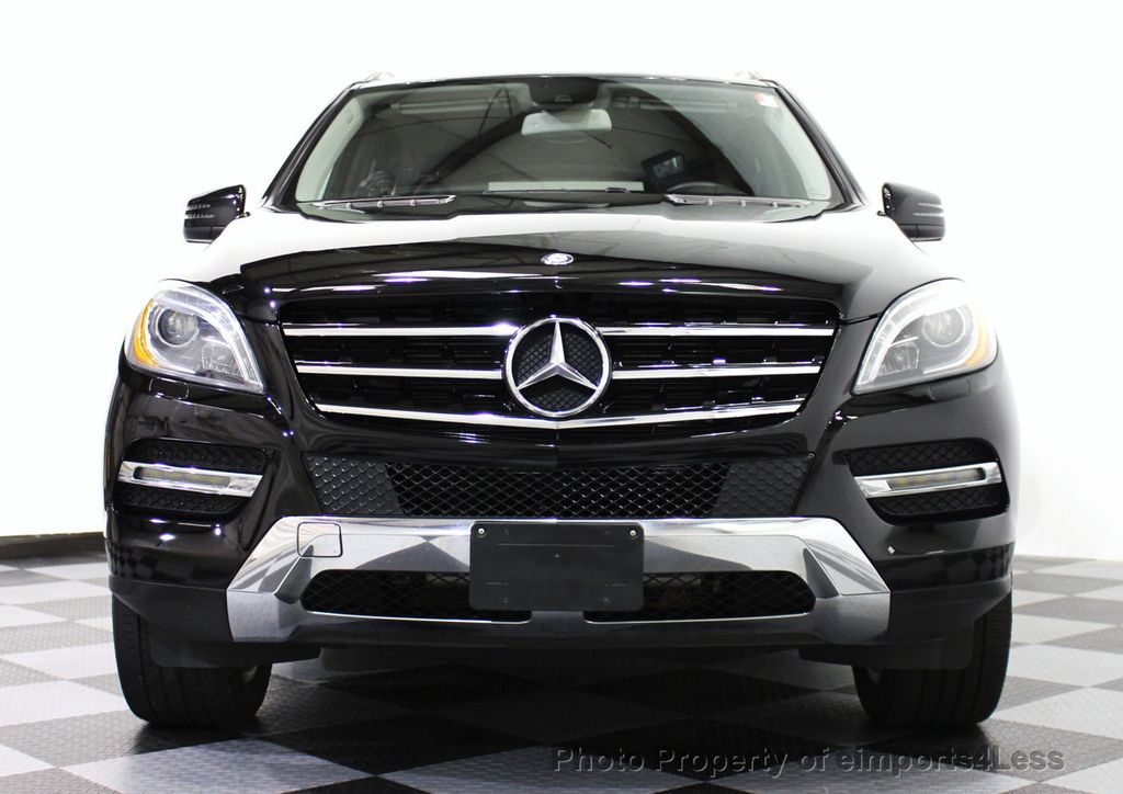 2013 used mercedes benz m class certified ml350 4matic awd suv xenons blis camera navi at. Black Bedroom Furniture Sets. Home Design Ideas