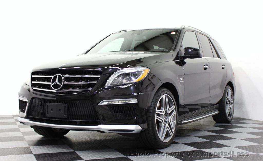 2013 used mercedes benz certified ml63 amg 4matic p30 for Mercedes benz doylestown pa
