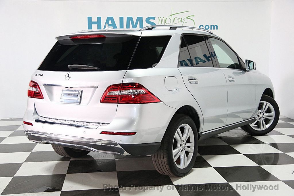 2013 used mercedes benz m class ml350 at haims motors for 2013 mercedes benz ml 350