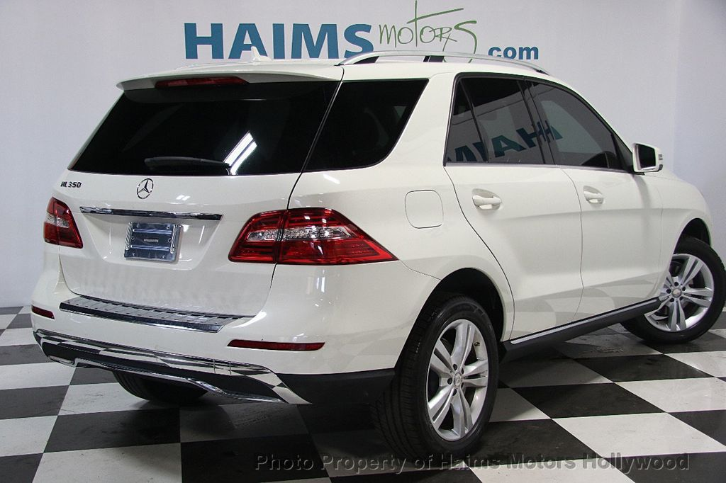 2013 Mercedes Benz M Class RWD 4dr ML 350   17020471   6