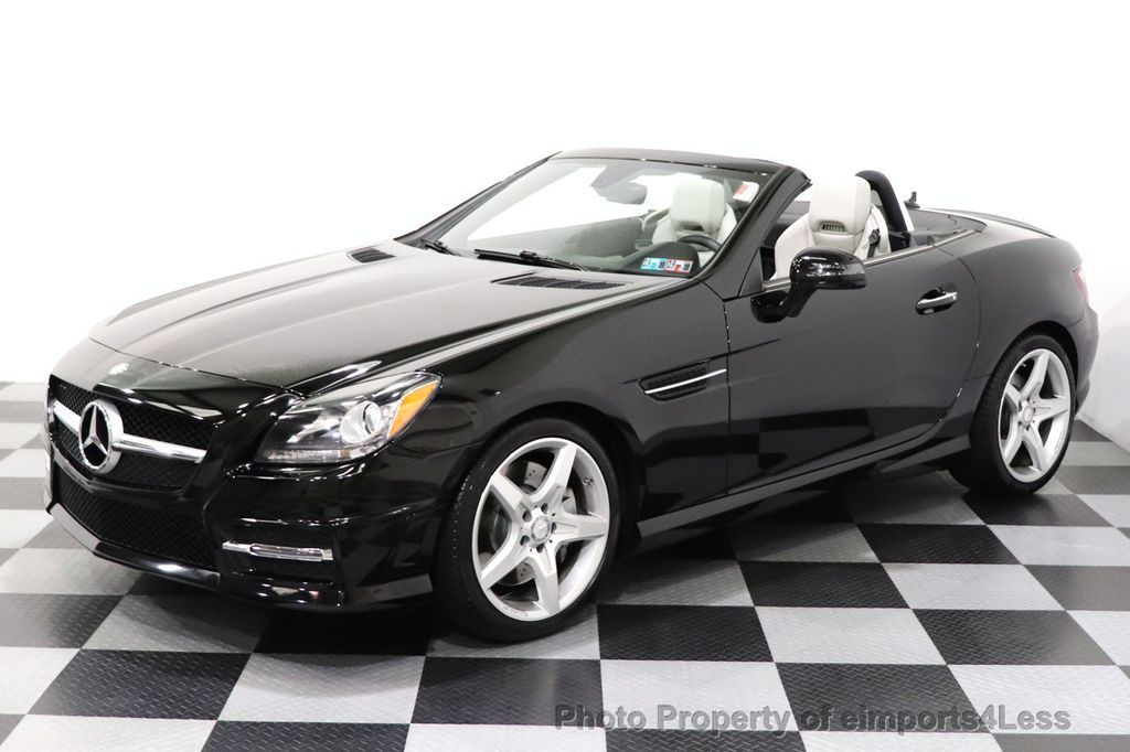 2013 Mercedes-Benz SLK CERTIFIED SLK250 AMG Sport Package NAVIGATION XENON - 18398379 - 11