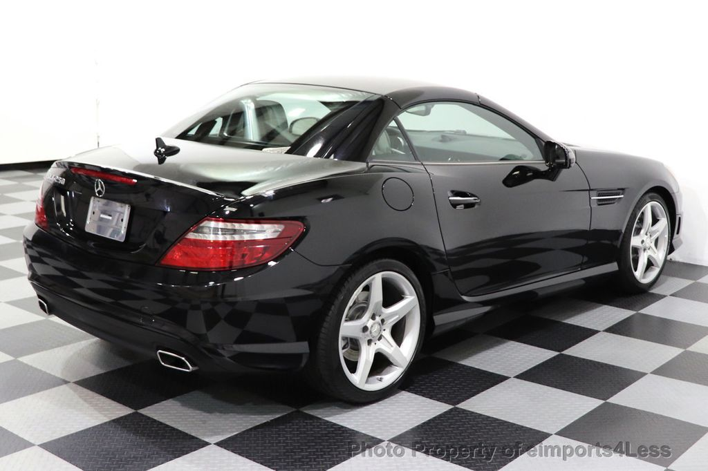 2013 Mercedes-Benz SLK CERTIFIED SLK250 AMG Sport Package NAVIGATION XENON - 18398379 - 15
