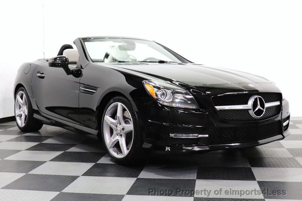 2013 Mercedes-Benz SLK CERTIFIED SLK250 AMG Sport Package NAVIGATION XENON - 18398379 - 1