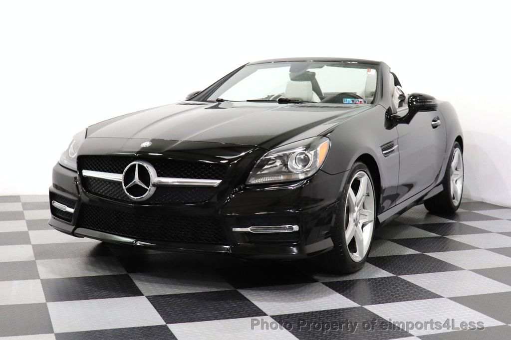 2013 Mercedes-Benz SLK CERTIFIED SLK250 AMG Sport Package NAVIGATION XENON - 18398379 - 25