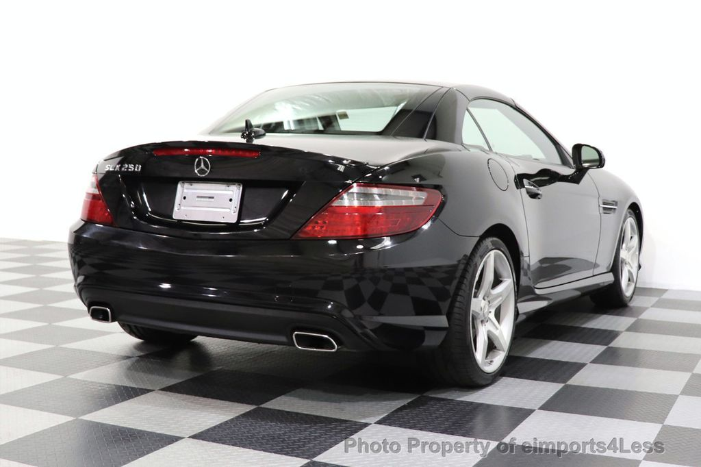 2013 Mercedes-Benz SLK CERTIFIED SLK250 AMG Sport Package NAVIGATION XENON - 18398379 - 29