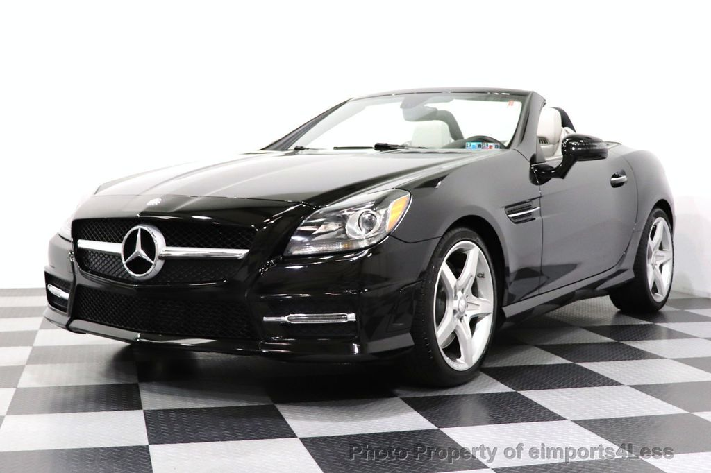 2013 Mercedes-Benz SLK CERTIFIED SLK250 AMG Sport Package NAVIGATION XENON - 18398379 - 38
