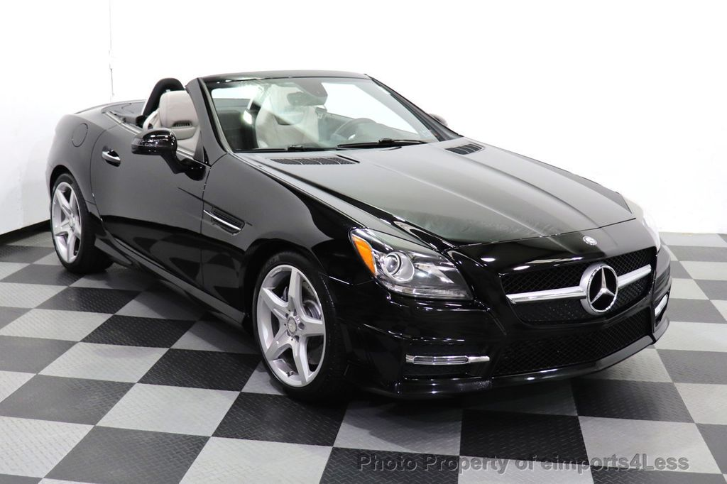 2013 Mercedes-Benz SLK CERTIFIED SLK250 AMG Sport Package NAVIGATION XENON - 18398379 - 39