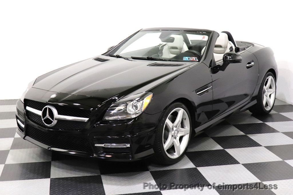 2013 Mercedes-Benz SLK CERTIFIED SLK250 AMG Sport Package NAVIGATION XENON - 18398379 - 47
