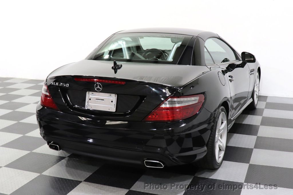 2013 Mercedes-Benz SLK CERTIFIED SLK250 AMG Sport Package NAVIGATION XENON - 18398379 - 49