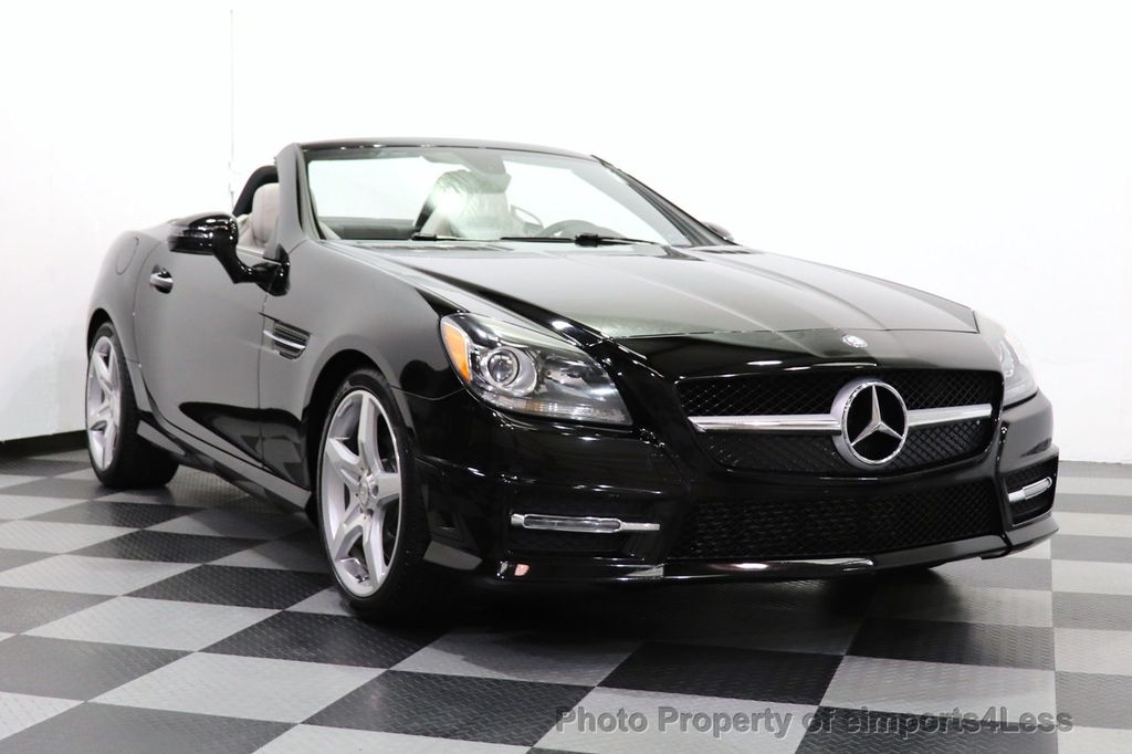 2013 Mercedes-Benz SLK CERTIFIED SLK250 AMG Sport Package NAVIGATION XENON - 18398379 - 50
