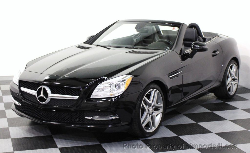 2013 used mercedes benz slk certified slk250 convertible navigation at eimports4less serving. Black Bedroom Furniture Sets. Home Design Ideas
