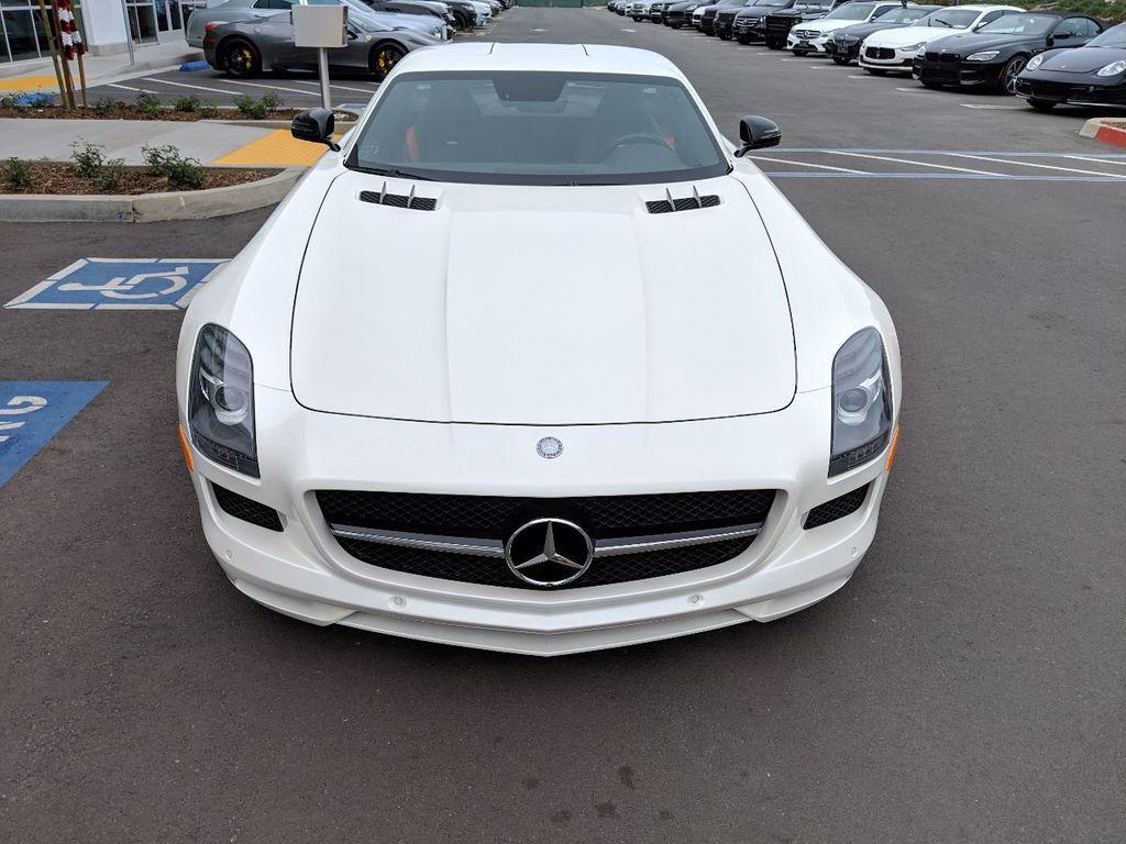 2013 Mercedes-Benz SLS AMG GT 2dr Coupe SLS AMG GT - 18415250 - 1