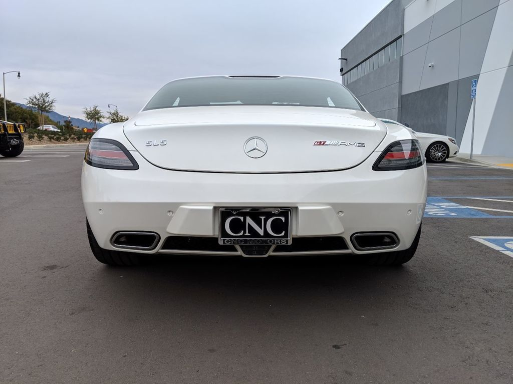 2013 used mercedesbenz 2dr coupe sls amg gt at cnc motors