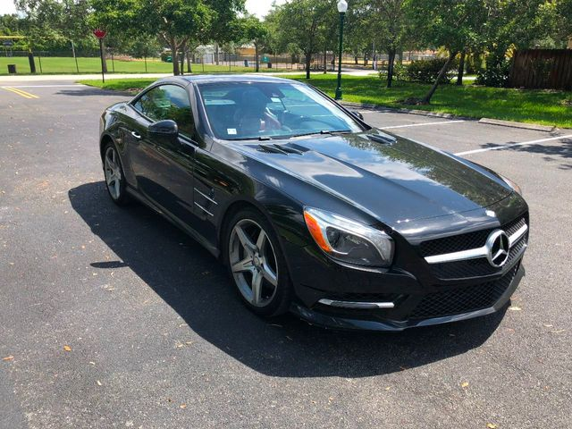 2013 Mercedes-Benz SL-Class  - Click to see full-size photo viewer