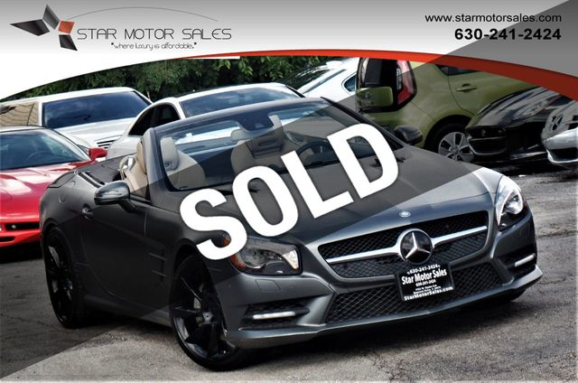 2013 Mercedes-Benz SL-Class 2dr Roadster SL 550 - Click to see full-size photo viewer