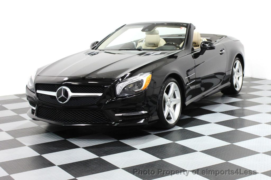 2013 used mercedes benz certified sl550 amg sport package for Mercedes benz cpo
